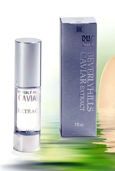 Caviar Facial, Caviar Skin Care, Beverly Hills Caviar Extract