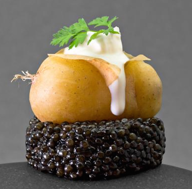 Fresh Beluga Caviar Caviar Malossol Beluga Caviar